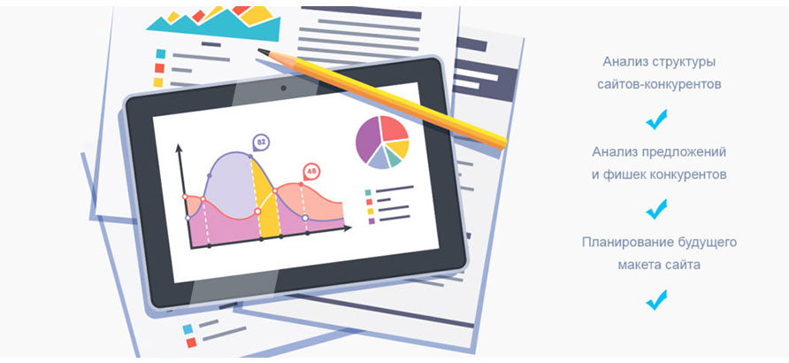 Сбор структур сайтов конкурентов
